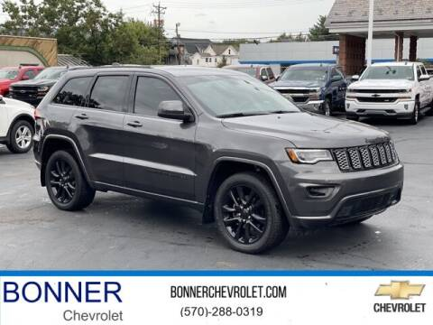 2020 Jeep Grand Cherokee for sale at Bonner Chevrolet in Kingston PA