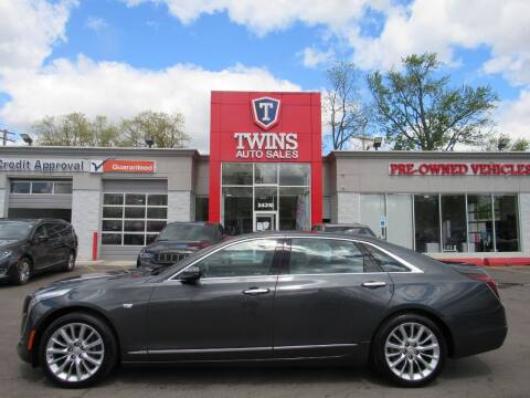 2017 Cadillac CT6 for sale at Twins Auto Sales Inc in Detroit MI