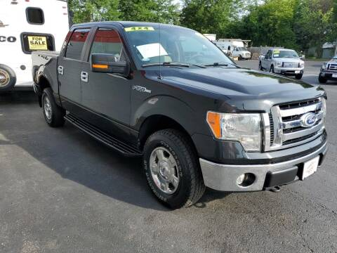 2010 Ford F-150 for sale at Stach Auto in Janesville WI