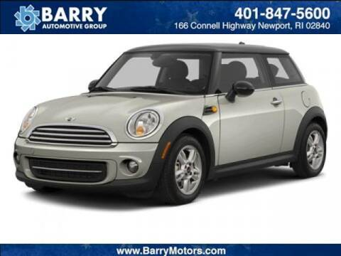 2013 MINI Hardtop for sale at BARRYS Auto Group Inc in Newport RI