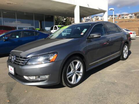 2014 Volkswagen Passat for sale at Autos Wholesale in Hayward CA