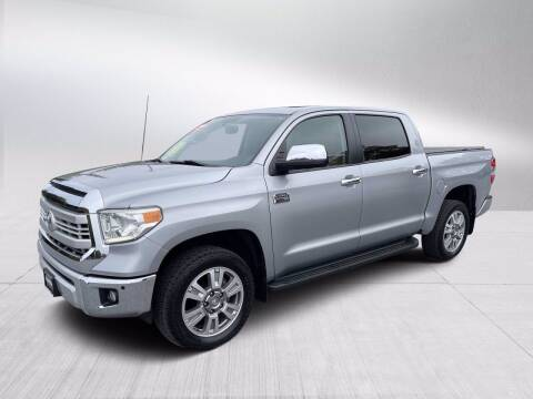 2014 Toyota Tundra for sale at Fitzgerald Cadillac & Chevrolet in Frederick MD