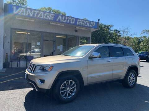 2014 Jeep Grand Cherokee for sale at Vantage Auto Group in Brick NJ
