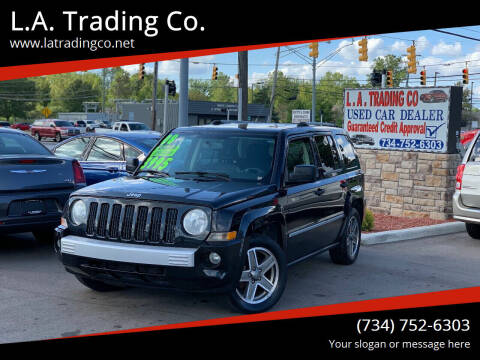 2008 Jeep Patriot for sale at L.A. Trading Co. in Woodhaven MI