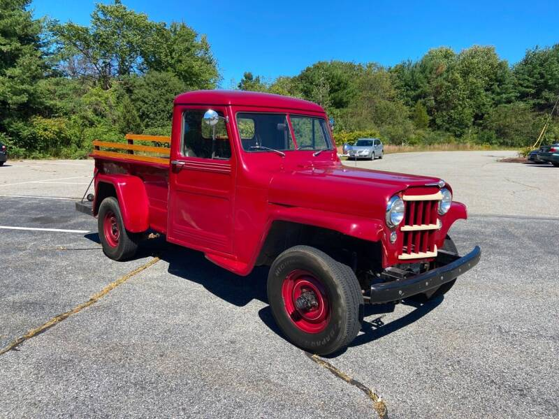 1954 Willys Jeep for sale in Westford, MA