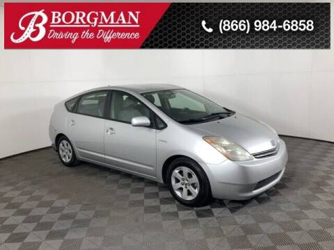 2006 Toyota Prius for sale at BORGMAN OF HOLLAND LLC in Holland MI