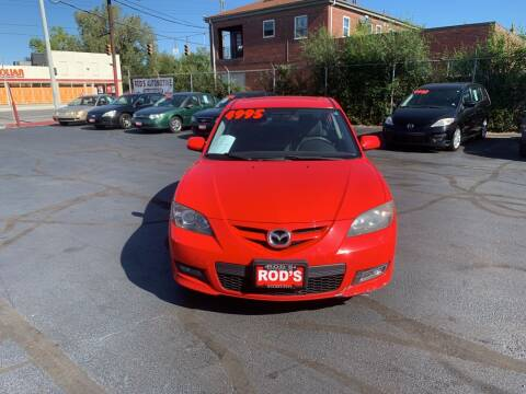 2007 Mazda MAZDA3 for sale at Rod's Automotive in Cincinnati OH