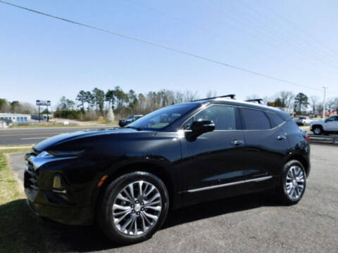 2020 Chevrolet Blazer for sale at Joe Lee Chevrolet in Clinton AR