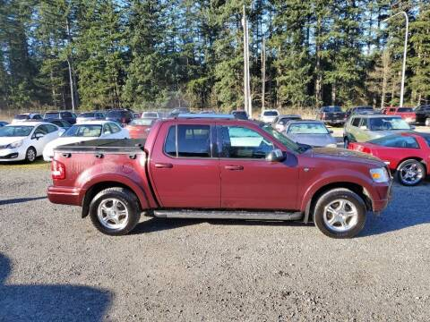 2008 Ford Explorer Sport Trac for sale at WILSON MOTORS in Spanaway WA