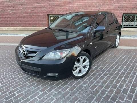 2009 Mazda MAZDA3 for sale at Euroasian Auto Inc in Wichita KS
