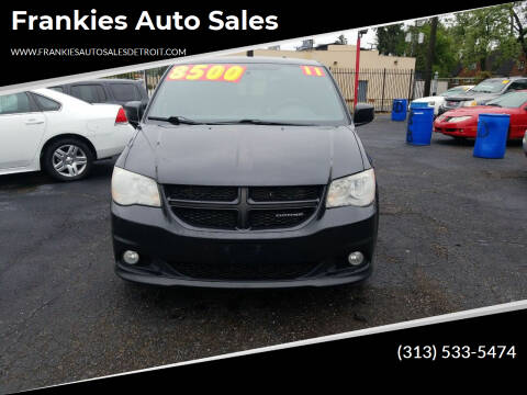 2011 Dodge Grand Caravan for sale at Frankies Auto Sales in Detroit MI