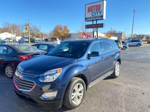 2017 Chevrolet Equinox for sale at Motor City Sales in Wichita KS