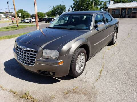 2010 Chrysler 300 for sale at Auto Hub in Grandview MO