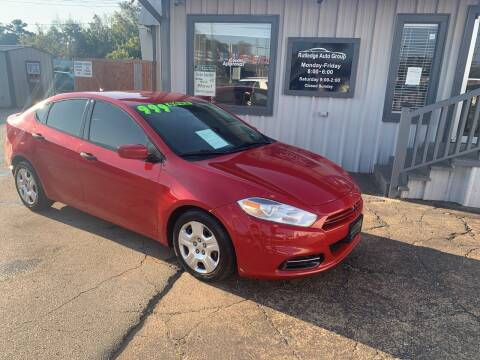 2013 Dodge Dart for sale at Rutledge Auto Group in Palestine TX