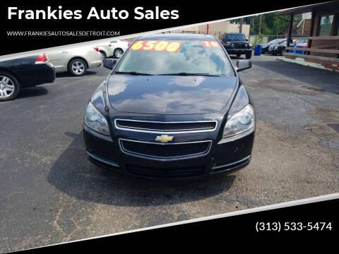 2010 Chevrolet Malibu for sale at Frankies Auto Sales in Detroit MI
