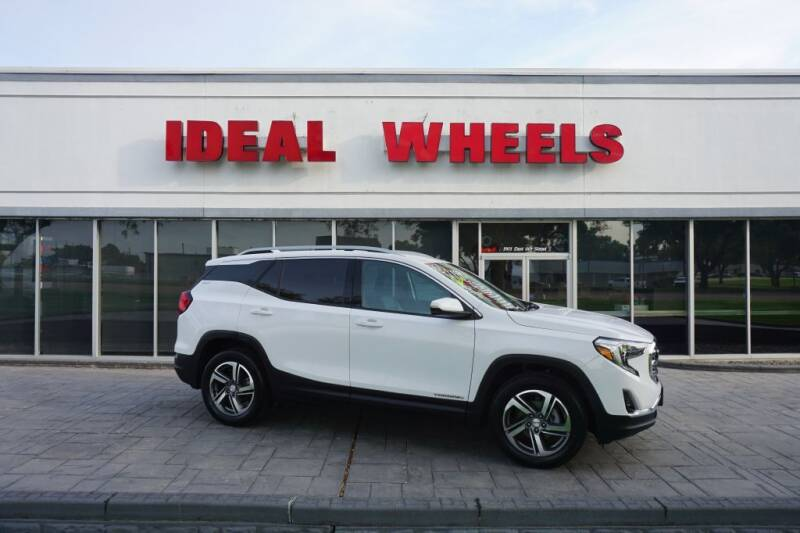 2020 GMC Terrain for sale at Ideal Wheels in Sioux City IA