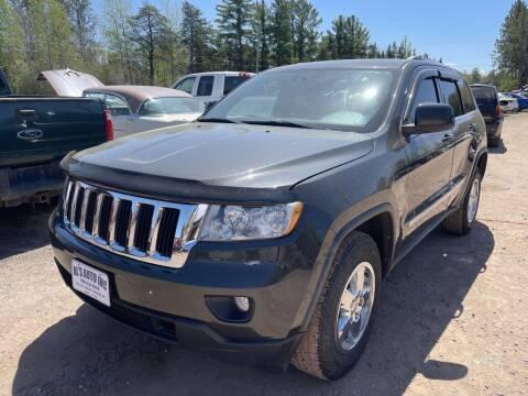 2011 Jeep Grand Cherokee for sale at Al's Auto Inc. in Bruce Crossing MI