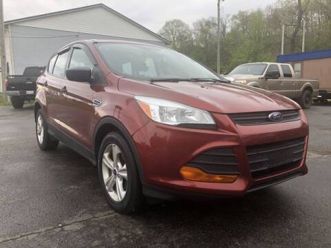 2016 Ford Escape for sale at Instant Auto Sales in Chillicothe OH