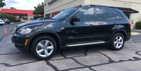 2013 BMW X5 for sale at European Performance in Raleigh NC