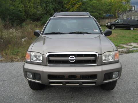 2003 Nissan Pathfinder for sale at EBN Auto Sales in Lowell MA