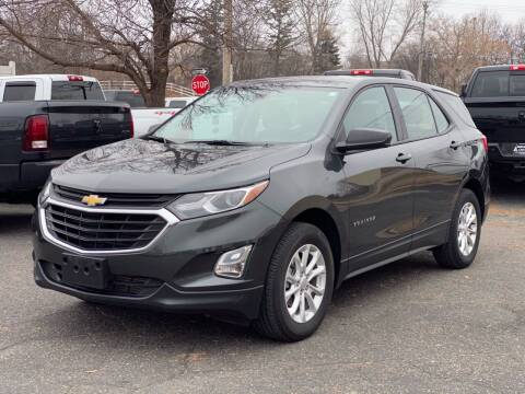 2018 Chevrolet Equinox for sale at North Imports LLC in Burnsville MN