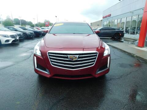 2017 Cadillac CTS for sale at Twins Auto Sales Inc Redford 1 in Redford MI