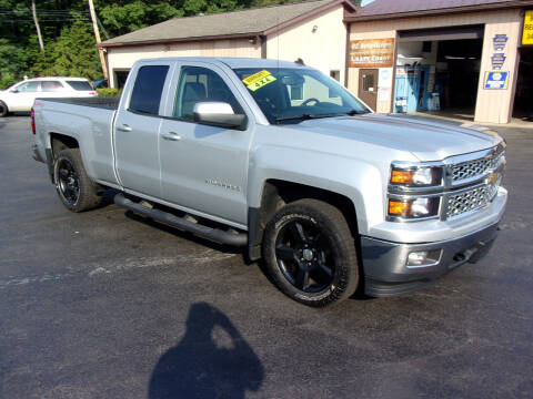 2014 Chevrolet Silverado 1500 for sale at Dave Thornton North East Motors in North East PA