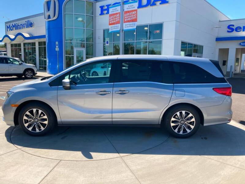 2021 Honda Odyssey for sale in Mcminnville, OR