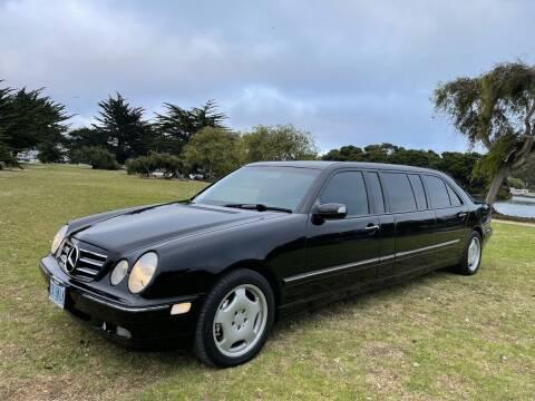 2000 Mercedes-Benz E-Class for sale at Dodi Auto Sales in Monterey CA