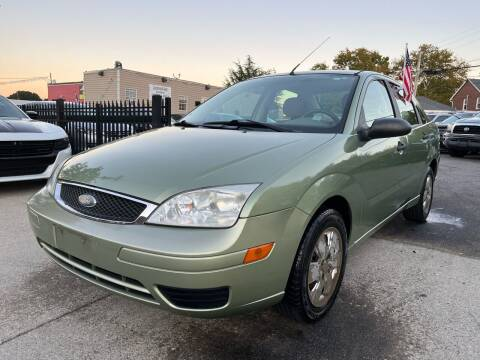 2007 Ford Focus for sale at Crestwood Auto Center in Richmond VA