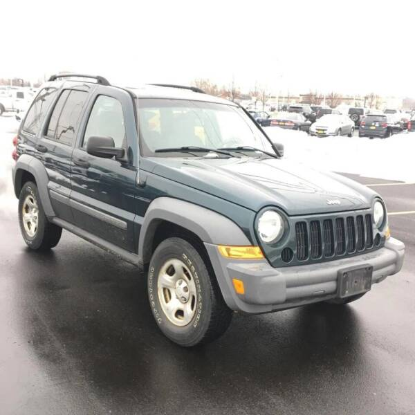 2005 Jeep Liberty for sale at American & Import Automotive in Cheektowaga NY