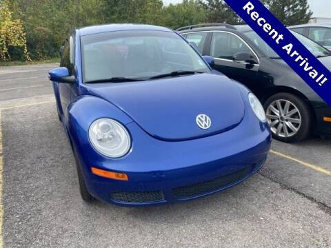 2008 Volkswagen New Beetle for sale at Vorderman Imports in Fort Wayne IN