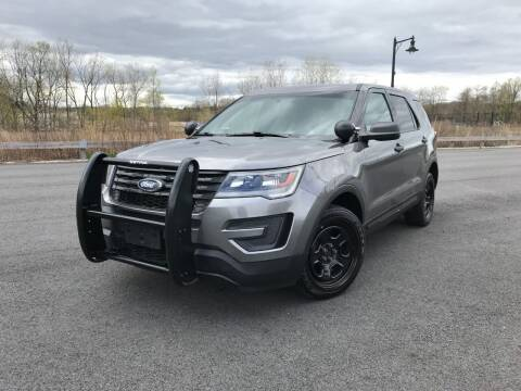 2017 Ford Explorer for sale at CLIFTON COLFAX AUTO MALL in Clifton NJ