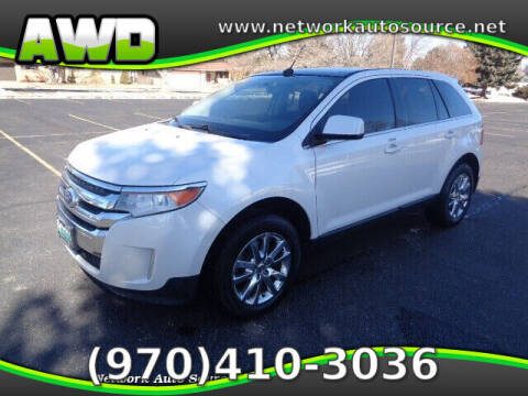 2011 Ford Edge for sale at Network Auto Source in Loveland CO