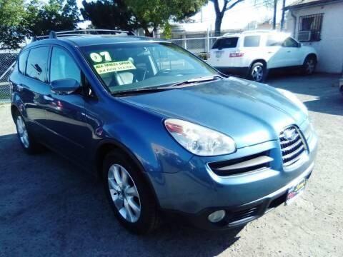 2007 Subaru B9 Tribeca for sale at Larry's Auto Sales Inc. in Fresno CA
