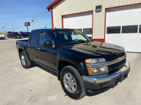 2011 Chevrolet Colorado for sale at SCOTT LEMAN AUTOS in Goodfield IL