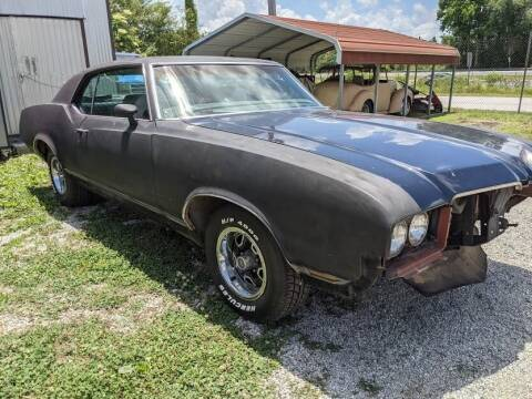 1971 Oldsmobile Cutlass Supreme for sale at Classic Cars of South Carolina in Gray Court SC