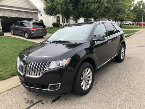 2013 Lincoln MKX for sale at Auto Hub in Grandview MO