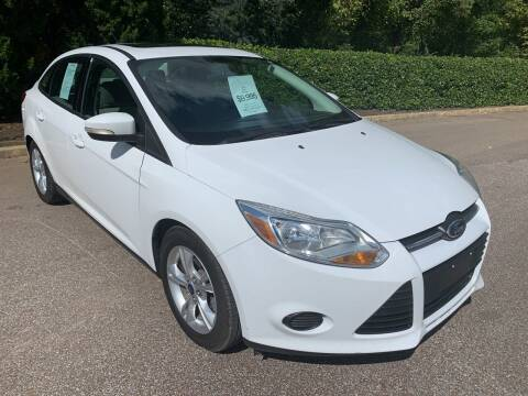 2014 Ford Focus for sale at CarWay in Memphis TN
