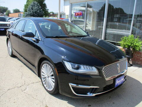 2017 Lincoln MKZ for sale at Choice Auto in Carroll IA