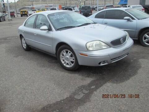 2004 Mercury Sable for sale at Auto Acres in Billings MT