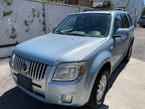 2008 Mercury Mariner for sale at Jay's Automotive in Westfield NJ