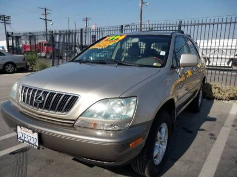 2002 Lexus RX 300 for sale at Best Quality Auto Sales in Sun Valley CA