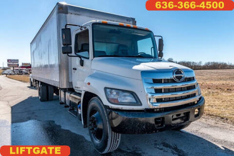 2013 Hino 338 for sale at Fruendly Auto Source in Moscow Mills MO