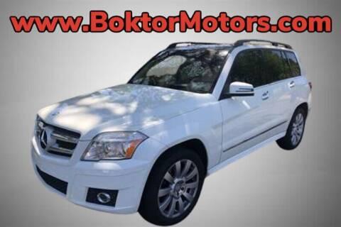 2012 Mercedes-Benz GLK for sale at Boktor Motors in North Hollywood CA