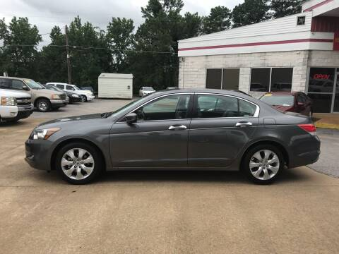 2009 Honda Accord for sale at Northwood Auto Sales in Northport AL