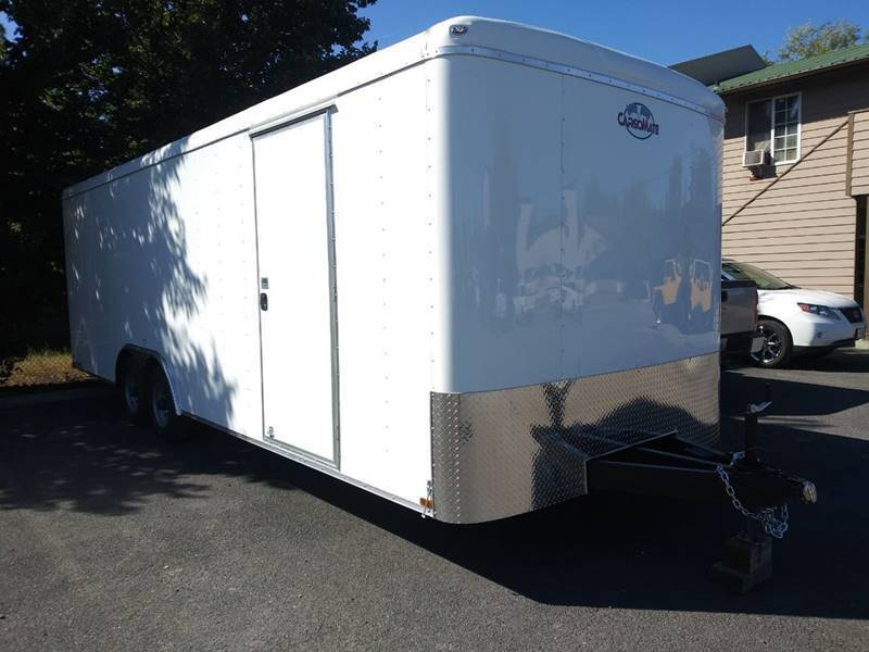 2020 Cargo Mate Enclosed 24' for sale at Just Used Cars in Bend OR