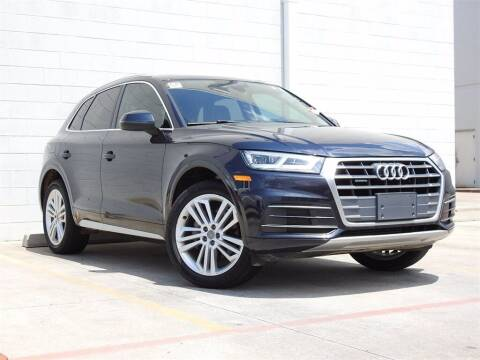 2018 Audi Q5 for sale at Joe Myers Toyota PreOwned in Houston TX