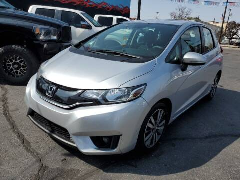 2015 Honda Fit for sale at DPM Motorcars in Albuquerque NM