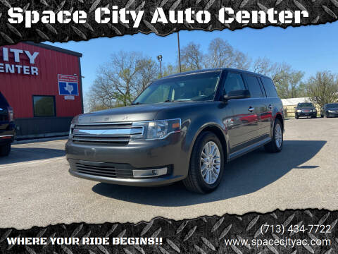 2016 Ford Flex for sale at Space City Auto Center in Houston TX